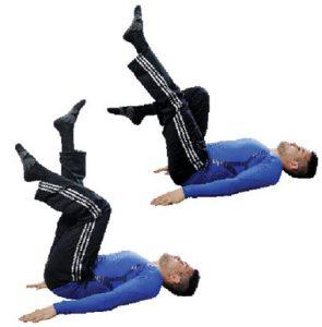 حرکت ورزشی مخصوص شکم